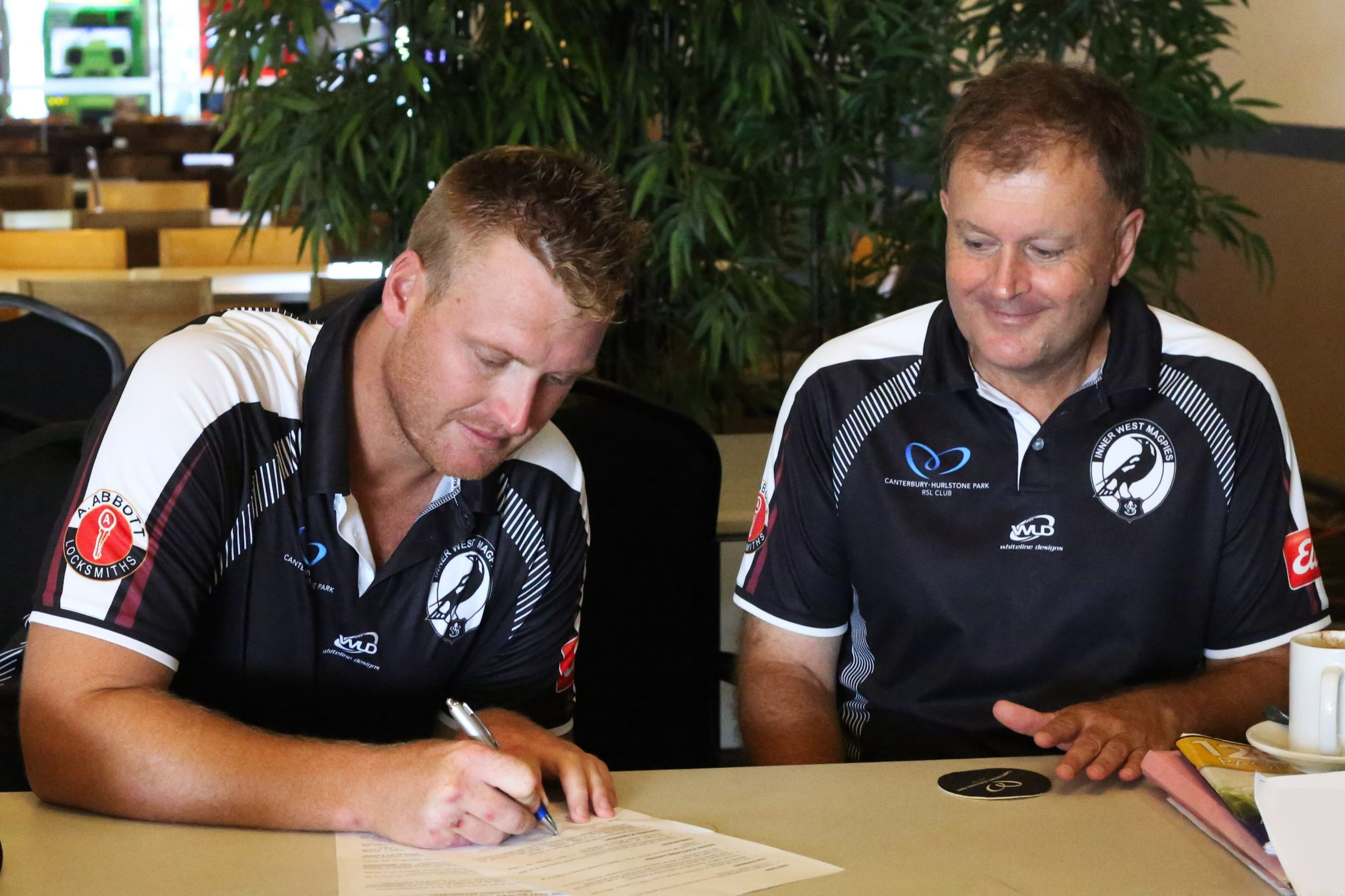 Ben Klemke signs on as Inner West Magpies head coach for 2020 and 2021